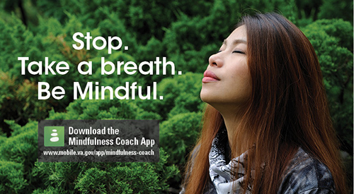 Take a Breath and Be Mindful