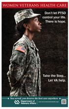 Post Traumatic Stress Disorder Women Veterans Health Care