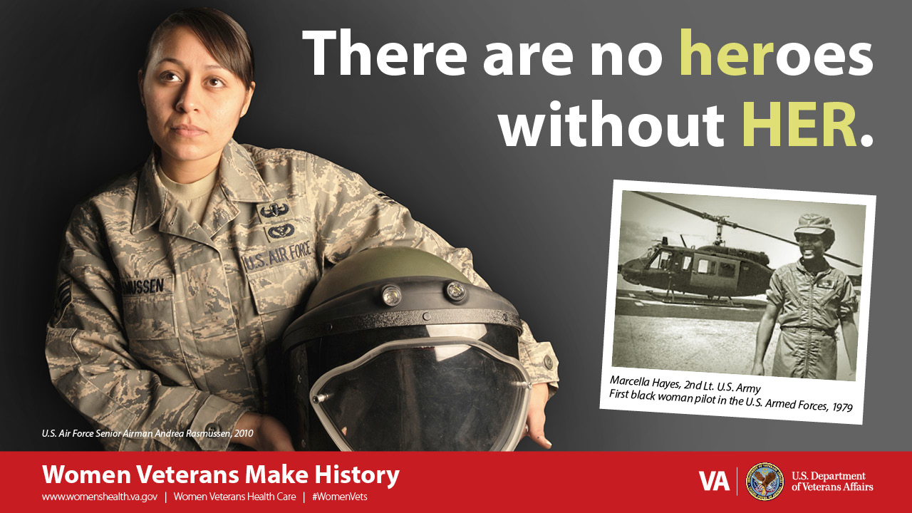 Women Veterans Make History - Women Veterans Health Care