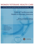 Thumbnail cover of State of Cardiovascular Health of Women Veterans