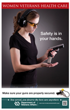 Thumbnail of Safety Awareness Gun Safety Poster