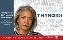 Thumbnail of Healthy Awareness Poster: Underactive Thyroid