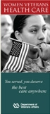 Women Veterans Health Care General Services Brochure