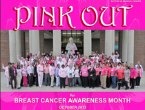 Pink Out Raises Awareness for Breast Cancer